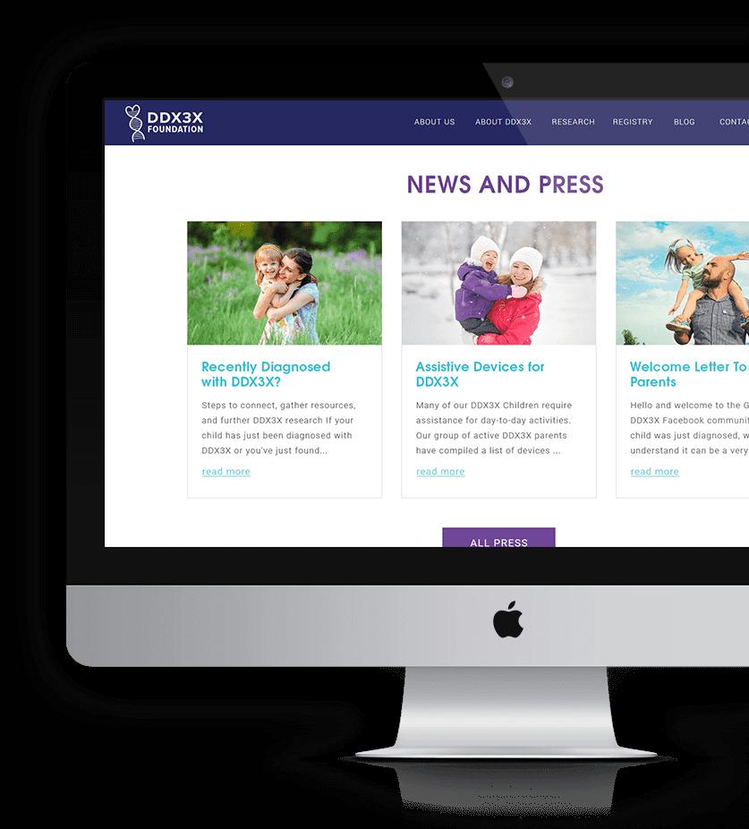 DDX3X News & Press
